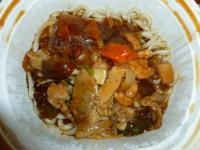7-11の廣島海鮮燴麵完成