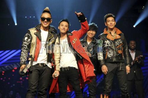 MTV EMA 2011