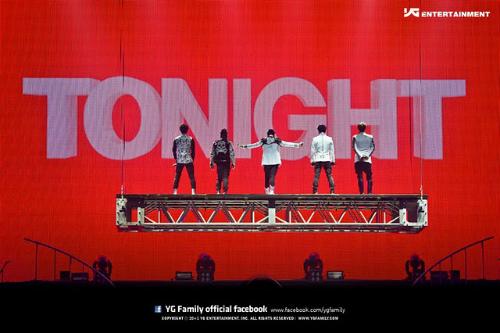 YG family concert