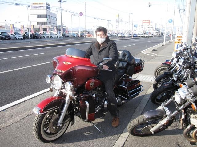 T山さん、EVOを買う2