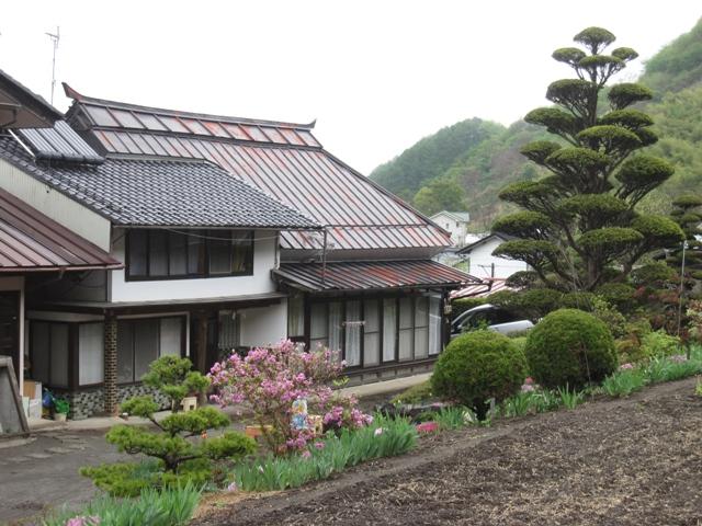 鴇久保・小林邸の庭5