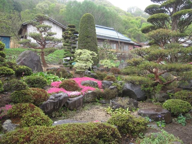 鴇久保・小林邸の庭2