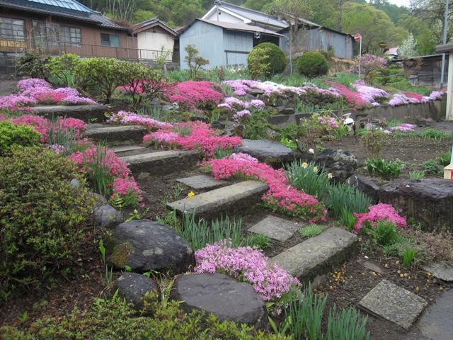 鴇久保・小林邸の庭3