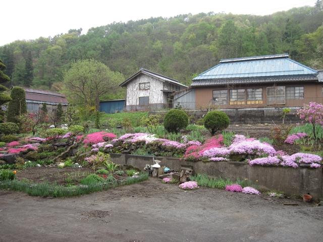 鴇久保・小林邸の庭6