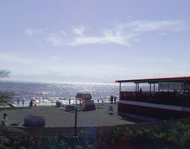 アナグリフ 海の家2