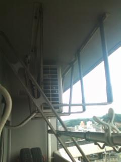 エアコン吊り下げ室外機02