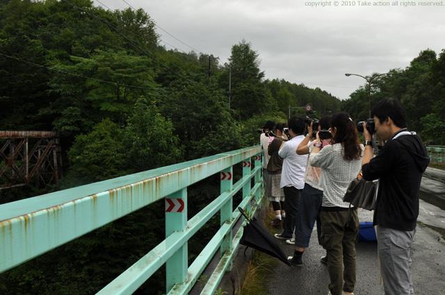 2011・8・16写真合宿1日目夕張2