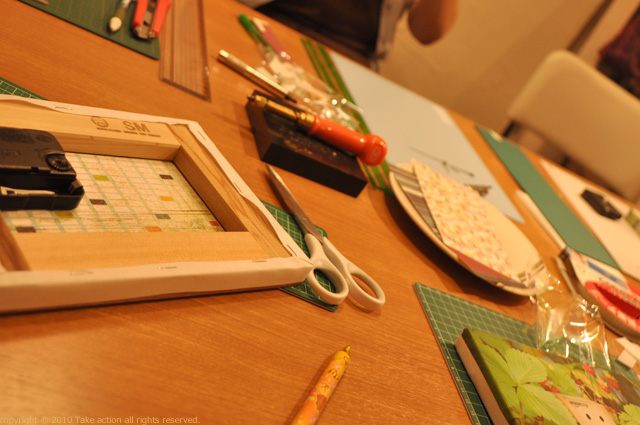 2011・8・26写真雑貨教室3