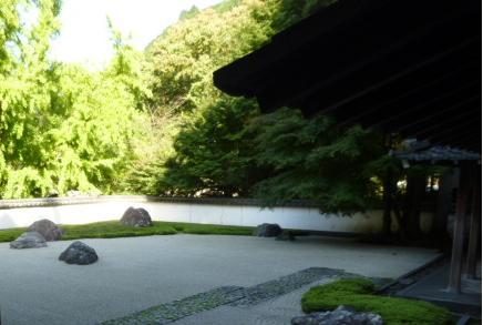 玉堂・庭園