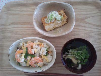 ちらし寿司 1