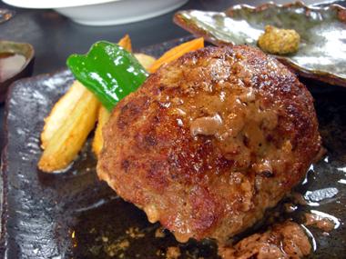 2009-08-12 那須ハンバーグ