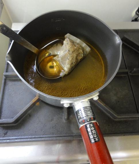 冬瓜含め煮1