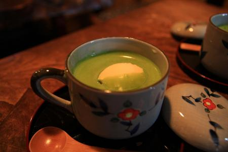抹茶クリーム
