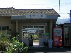 丹生川駅1970