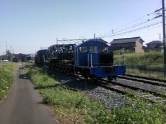 貨物鉄道博物館2009