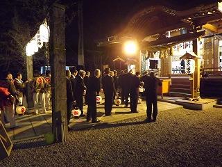 宇佐八幡宮(拝殿2)