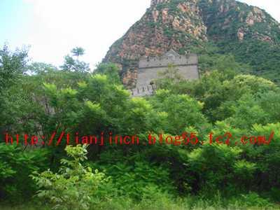黄崖関長城4
