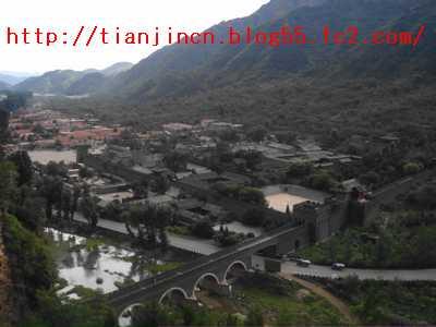 黄崖関長城11