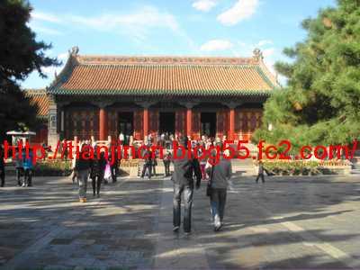 清瀋陽故宮4
