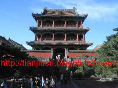 清瀋陽故宮5