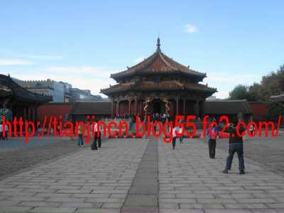 清瀋陽故宮6