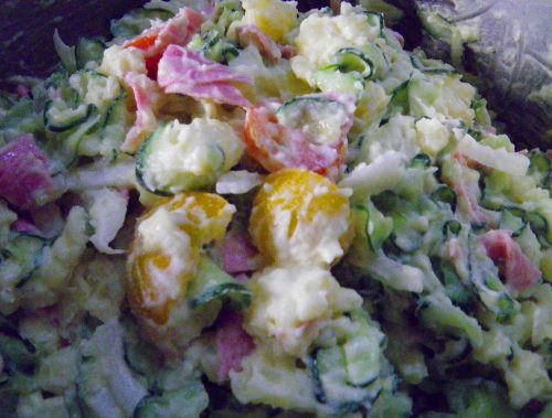 ポテトサラダ76