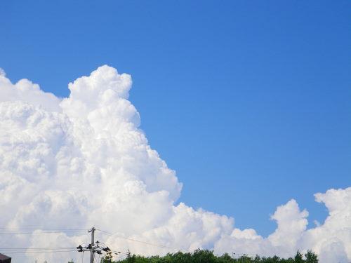 入道雲710