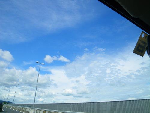 雲の品評会