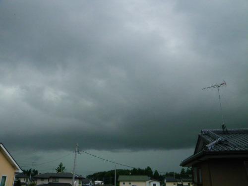夕立雲824