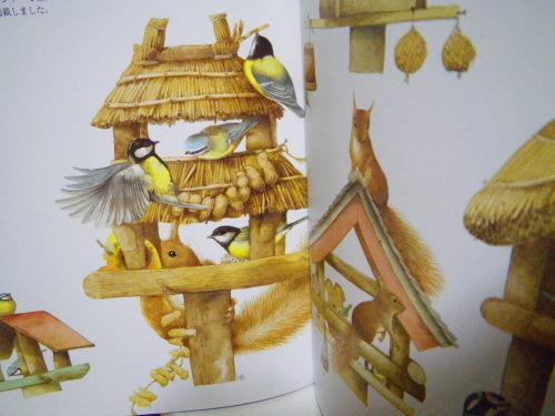 花と鳥の四季