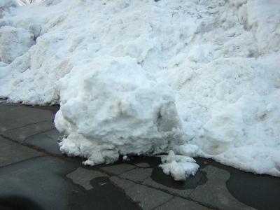 雪塊001