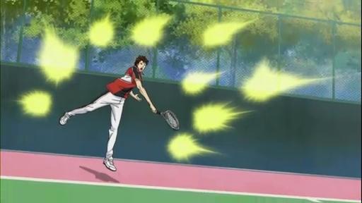 新テニスの王子様13-3