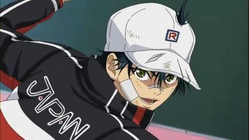 新テニスの王子様13-5