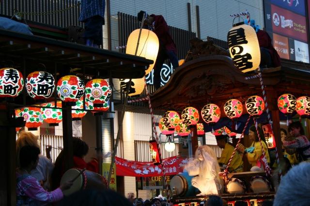 所沢祭り3