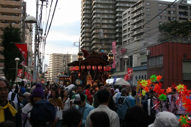 所沢祭り2