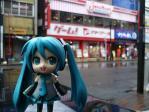記念すべき東京の店舗第一号です