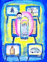 童画作家 秋野赤根のセンチメンタル・ロマン 真空管の明かり
