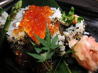 変わり寿司1小