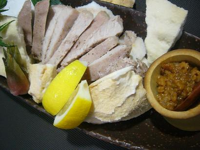 豚肉の岩塩焼き1 (1)