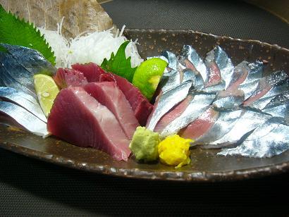 サンマ・カツオ・〆サバ (2)小