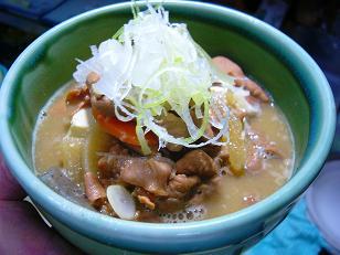 芋豚のモツ煮1 (2)小