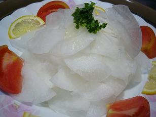 大根サラダ5 (2)小
