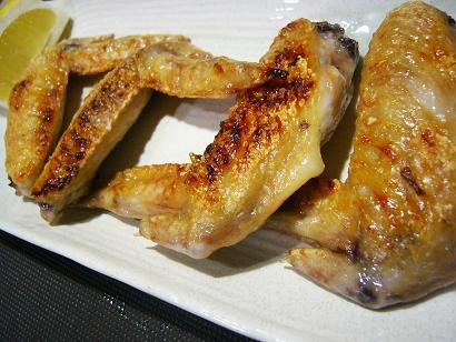 手羽先塩 (1)小