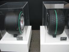 F1タイヤ