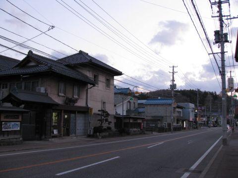 国道121号 田島上町甲