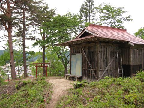 弁天山厳島神社