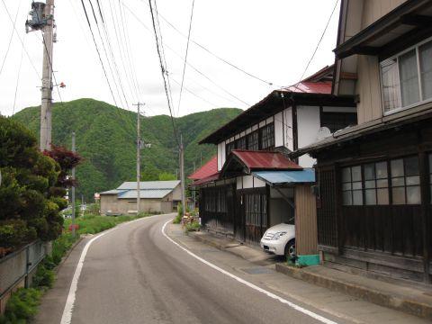 田島横町甲 旧道