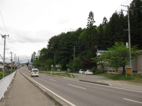 県道347号 田島横林甲