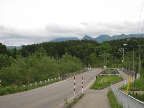 水無川歩道橋