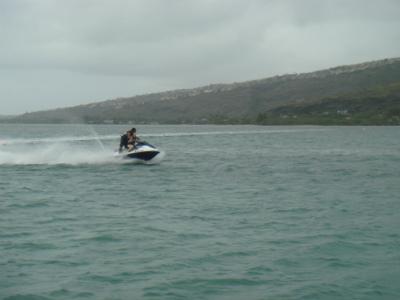 水上バイク3